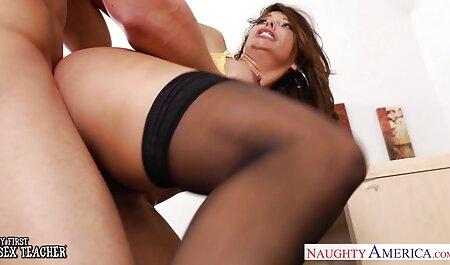 Vruća milf Sara Jay lupa dorcel porno free veliki crni penis s crnim Maserati!